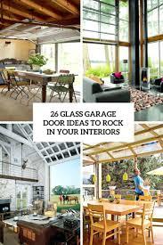 glass garage door for patio u2013 venidami us