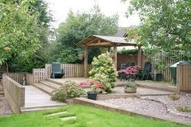 garden design with california zen rock water landscaping ideas