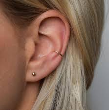 conch piercing cuff earrings tagged conch ring muka studio
