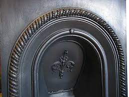 Cast Iron Fireplace Insert by Cast Iron Bedroom Fireplace Insert Twentieth Century Fireplaces