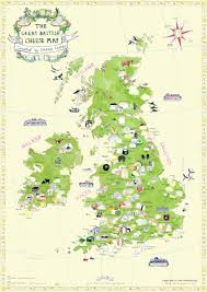 Map Poster Great British Cheese Map Poster Artwork By Kate Lowe Amazon Co