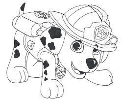 extremely creative dalmation animal coloring pages fire dog