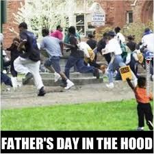 Black Fathers Day Meme - 9 fathers in the hood pmslweb