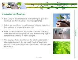 sustainable boutique hotel ppt video online download