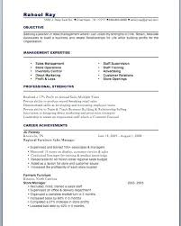 Resume For A Grocery Store Sample Resume Of Store Manager Retail Store Sales Manager Sample