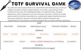 Tf Meme - tgtf survival game transformation tf know your meme