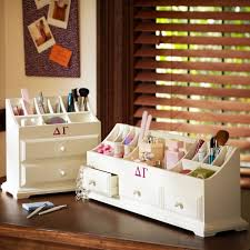 Storage Tips For Small Bedrooms - makeup organization storage diy ideas