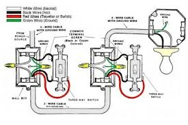 3 way switch wiring diagram with dimmer circuit and schematics