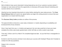 sample of marketing letters to business how to write a case study bookmarkable guide u0026 template
