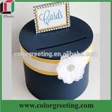 wedding envelope boxes luxury decorative custom design big wedding envelope box with