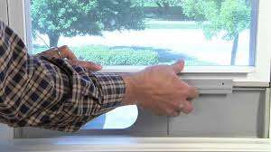8000 Btu Window Air Conditioner Reviews Installing Your Lg Portable Air Conditioners 1 Youtube