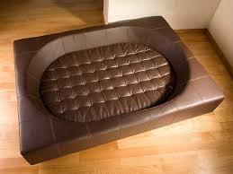 moebel design hunde design möbel aus leder sehr hochwertig verarbeitet
