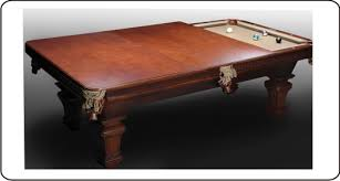 Amusing Pool Table With Dining Top  With Additional Dining Room - Pool table dining room table top