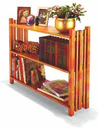 free mission style shelf plan woodwork city free woodworking plans