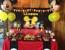 mickey mouse party ideas mickey mouse party ideas for a boy birthday catch my party