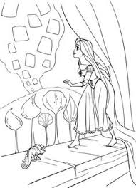 free tangled coloring pages printable disney princess tangled rapunzel colouring pages for