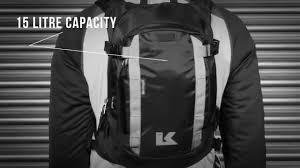 kriega r15 kriega r15 motorcycle backpack