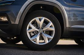 volkswagen atlas black wheels 2018 volkswagen atlas tire size