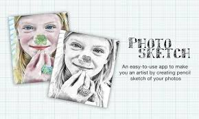 pencil photo editor fn pencil sketch photo editor apk free photography app