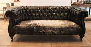Old Fashioned Leather Sofa Engrossing Photograph Of Harga Sofa Bed Tiup Enrapture 3 Seater