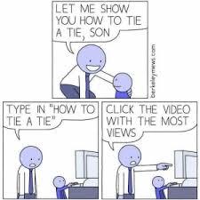 Meme Tie - let me show you how to tie meme xyz
