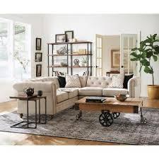 Riemann Sofa Home Decorators Collection Riemann 2 Piece Mocha Microsuede