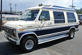 1985 ford econoline van e150 conversion youngtimer export v8 85
