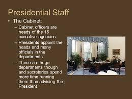 Cabinet Officers The Presidency President Vs Prime Minister President Often An