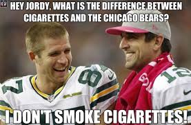 Bears Meme - for the time being packers silence critics aaron rodgers