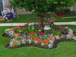 imagenes de jardines pequeños con flores hermoso jardin con flores de colores jardineria pinterest