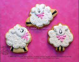 Easter Sheep Decorations by 328 Best Easter Cookies Images On Pinterest Easter Cookies