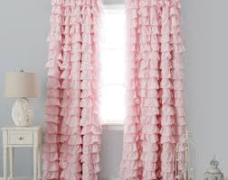 Childrens Nursery Curtains by Curtains Terrific Light Pink Thermal Curtains Contemporary Pale
