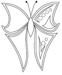 how to a decorative butterfly