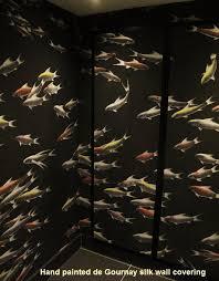 expert professional wallpaper hangers london de gournay painter