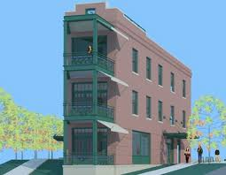 3 story building 3 story development on detroit wins approval from arbor