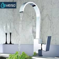 aliexpress com buy everso chrome finish kitchen sink faucet
