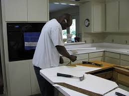 Re Laminating Kitchen Cabinets The 5 Step Rule In Re Laminating The Kitchen Benchtop Custom