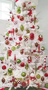 25 unique white christmas tree with red ideas on pinterest red