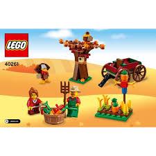 lego thanksgiving harvest set 40261 brick owl