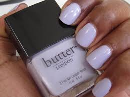 notd butter london muggins nail polish