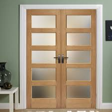 Oak Patio Doors by Oak Doors With Glass Gallery Glass Door Interior Doors U0026 Patio