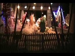 christmas lights at la salette shrine 2009 youtube