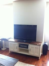 media console do it yourself home projects from ana white tv