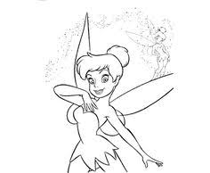 tinker bell color pages printable tinker bell tinkerbell