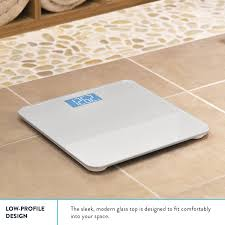 amazon com greater goods backlit digital body weight bathroom