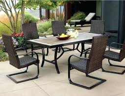 Patio Furniture Clearance Canada Best Of Patio Sets On Clearance Or Brown Rectangle Modern