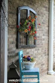 patio home decor best 25 patio wall decor ideas on pinterest outdoor wall art for