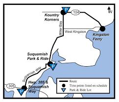 92 kingston suquamish kitsap transit
