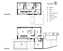 Cascade Floor Plan by Cascade House Sustainable Architecture And Building Magazine