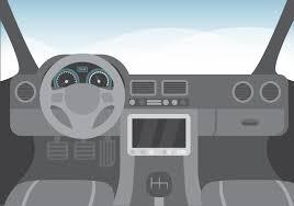 family car interior car interior free vector art 4411 free downloads